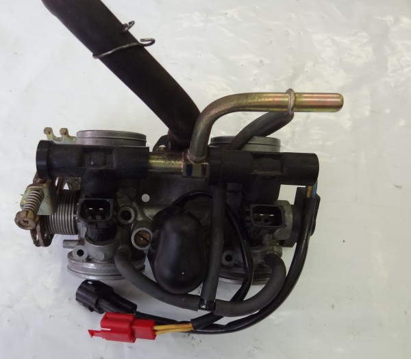 Einspritzung Throttlebody Suzuki AN650 Burgman 2002-03 K2 K3 WVBU