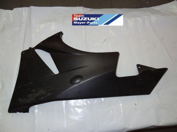 linke Seitenverkleidung unten Kawasaki ZX6R 2009-11