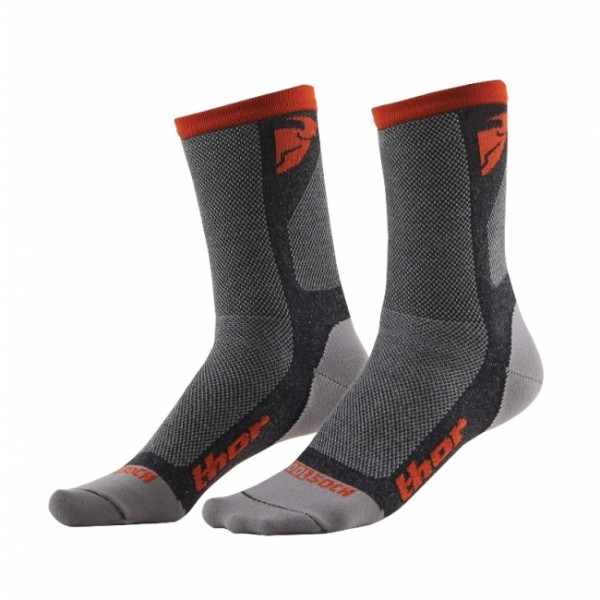 Thor MX Dual Sport Socken kurz S/M Gr. 40-43