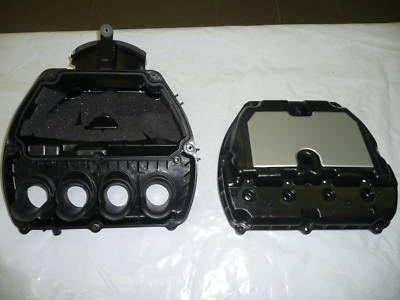 ZX6R ZX 6R Airbox 2009 2010 Kawasaki Luftfilterkasten 2011 09