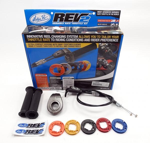 Motion Pro Rev2 Racing Kurzhubgasgriff Yamaha YFZ R6 2008-16