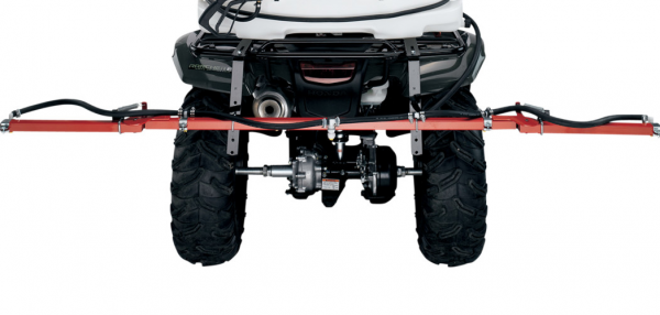 Moose Utility Sprühbalken 254 cm breite / 5x Sprühdüsen für Quad Sprühgeräte