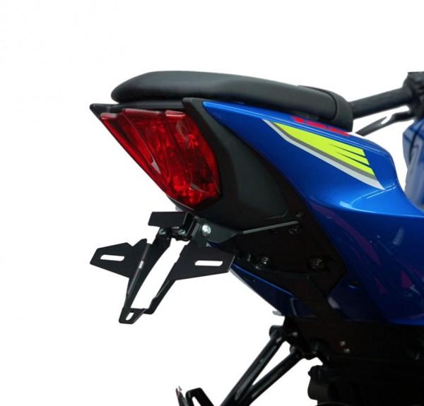 Kennzeichenhalter IQ1V Style Set Suzuki GSX-R GSX-S 125 2017-