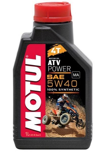Motul ATV Power 4T 5W40 Motoröl 1L