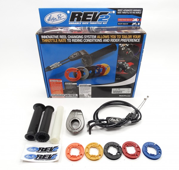 Motion Pro Rev2 Racing Kurzhubgasgriff Honda CBR 1000 RR 2008-16