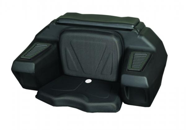 Kolpin Quad Rear Helmet Box Koffer hinten