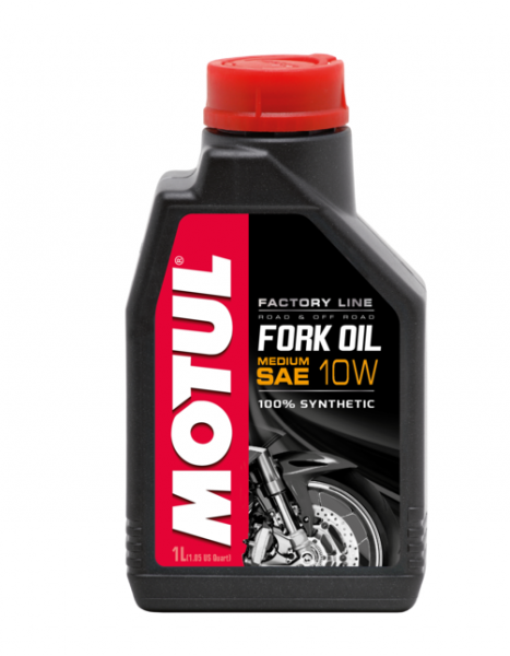 Motul Fork Oil Gabelöl Factory Line Medium 10W