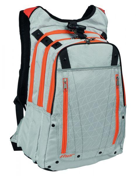 Thor Reservoir Trinkrucksack 3 Liter grau-orange Hydration Pack