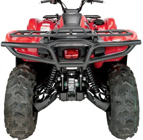 Moose Utility Rear Bumper Stoßstange hinten Yamaha YFM 550 700 Grizzly 2007-15