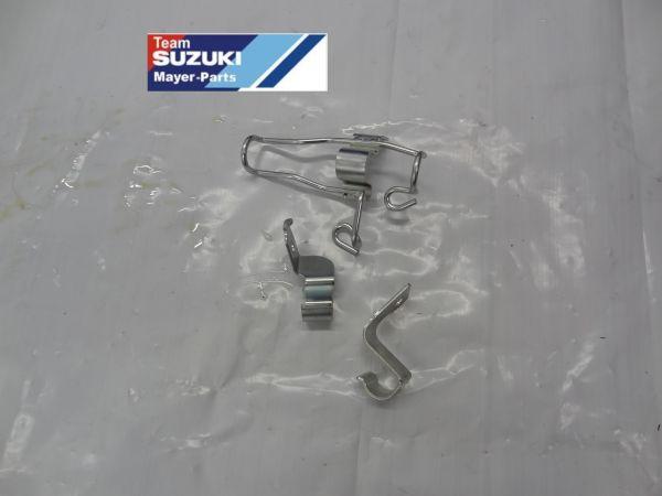 LTZ 400 Bremsleitungsführung vorne Führung Suzuki LTZ400 2011 2010 2012 K9 2009