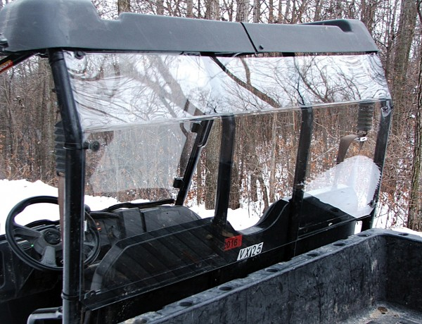 Moose Utility Rückscheibe hinten Polaris Ranger Mid-Size 500 570 800 2009-14