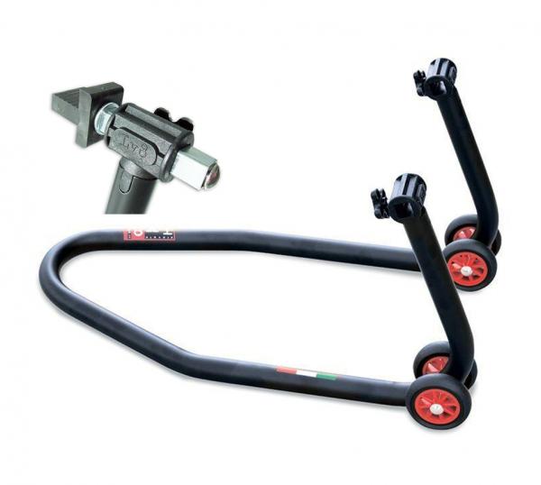 LV8 Diavol Motorrad Vorderrad Montageständer für Radialbremszangen