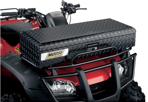 Moose Utility Aluminium Box Quad Koffer vorne