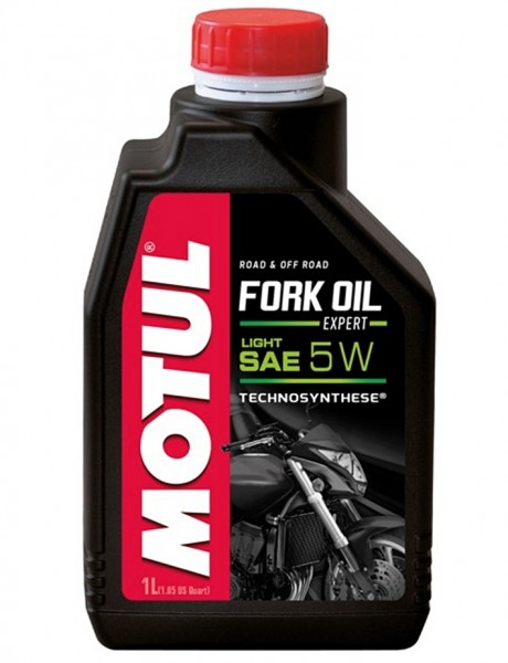 Motul Fork Oil Gabelöl Expert Light 5W