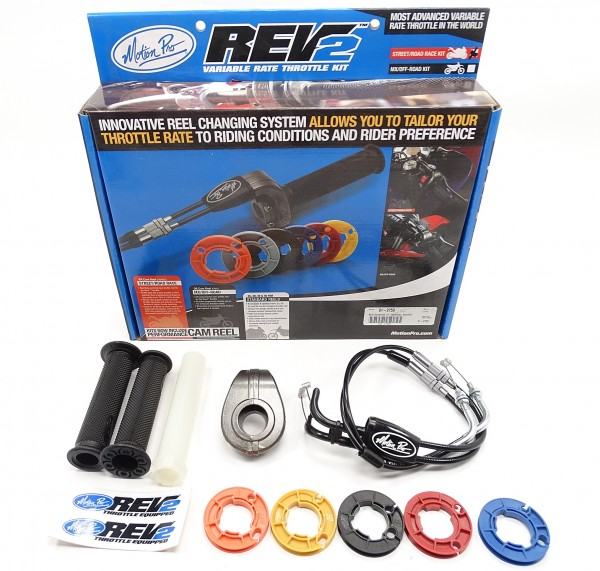 Motion Pro Rev2 Racing Kurzhubgasgriff Ducati 848 1098 1198