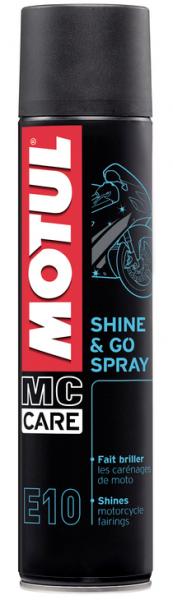 Motul E10 Shine & Go Spray