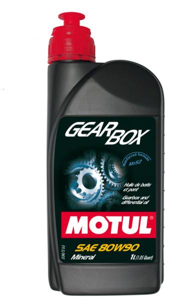 Motul Gearbox SAE 80W90 GL4 GL5 Getrieböl