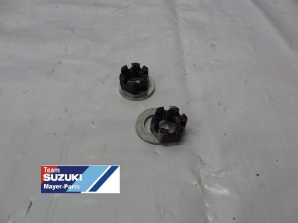 LTZ 400 Achsmutter Radnaabenmutter vorne Suzuki LTZ400 2011 2010 2012 K9 2009