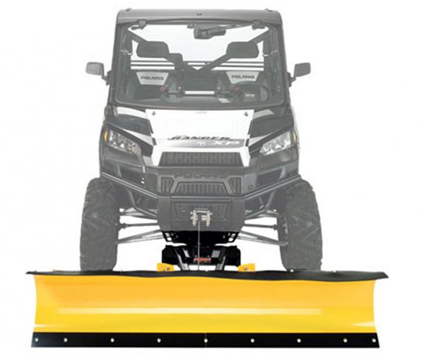 "Moose RM4 Frontmontage Schneeschild 183 cm 72"" Polaris Ranger 325 400 500 570"
