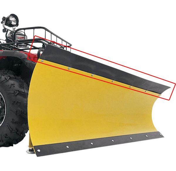 """Gummileiste oben für Moose Plow Schneeschild 152 cm 60"""""""