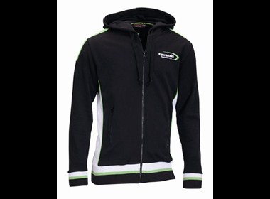 Kawasaki Hoody Team Green Gr. M