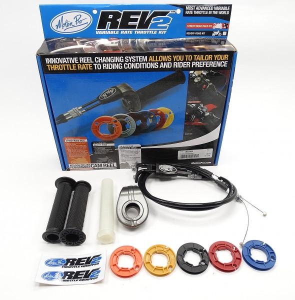 Motion Pro Rev2 Racing Kurzhubgasgriff Suzuki GSX-R 600 750 2004-05