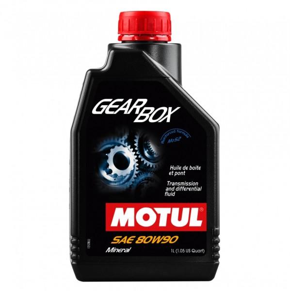 Motul Getrieböl Gearbox GL4 GL5 - SAE 80W90