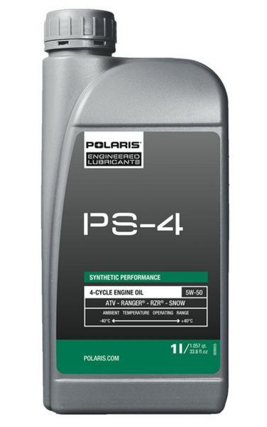 Polaris Original PS-4 Motoröl 5W-50 vollsynthetisch 4T - 1 Liter