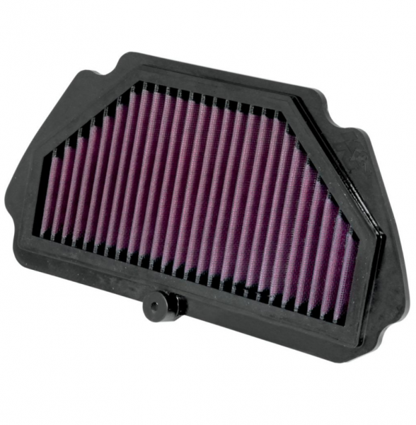 K&N High Flow Race Luftfilter - Racing Kawasaki ZX6R ZX636 Ninja 2009-20