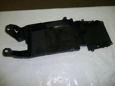 ZX6R ZX 6R vorne untere Heckverkleidung 2009 09 2010 Kawasaki 2011 2012