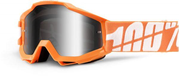 100% Crossbrille Youth Accuri Caltrans - silber verspiegelt