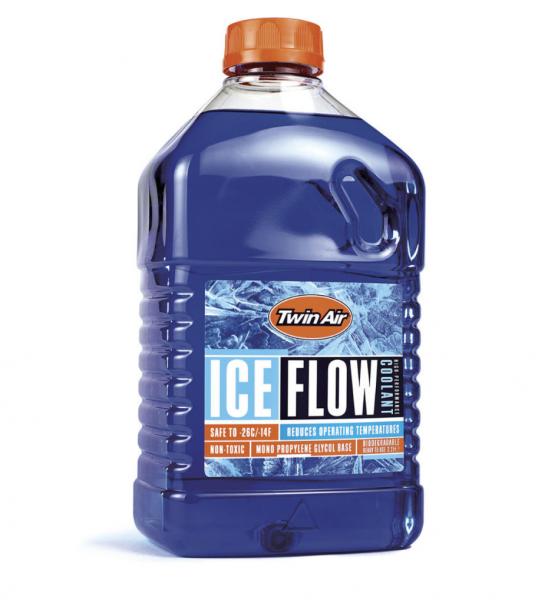 Twin Air Ice Flow Coolant 2,2L Gebrauchsfertige Kühlflüssigkeit