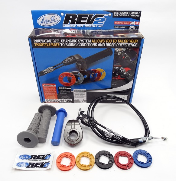 Motion Pro Rev2 Racing Kurzhubgasgriff KTM Husaberg