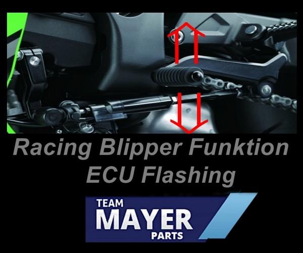 Racing Schaltautomat / Blipper Funktion Kawasaki ZX10R Ninja 2016-18