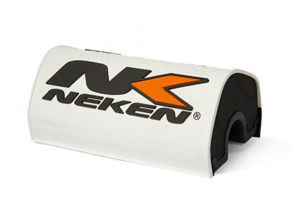 Neken Lenkerpolster Fatbar Oversize 28,6 mm weiß